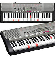 █Casio LK-230 Lighted Personal Keyboard, 61 Keys for only $95█