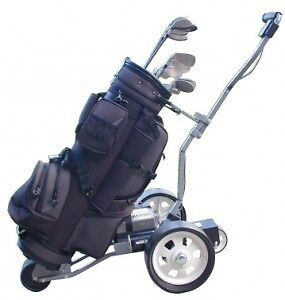 Electronic Golf Caddy ....never pull your clubs again!