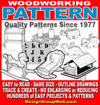 Woodworking Patterns & Plans