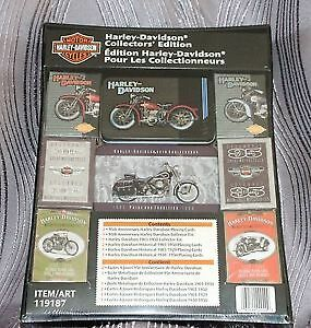 Harley Davidson Collectors' Edition Cards