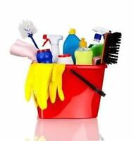 Looking to clean houses