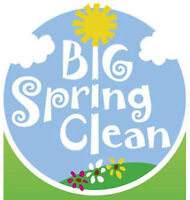 Moveouts/Ins, Spring Cleaning & Carpet Machine Available!!