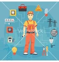 AFJOURNEYMAN ELECTRICIAN FOR ALL YOUR ELECTRICAL NEEDS