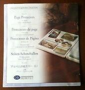 Creative Memories 12x12 Page Protectors Retired