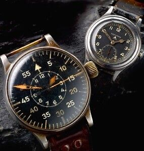 Military watch (fake)