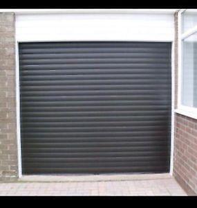 Genial Insulated Roller Shutter Door
