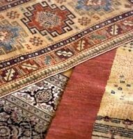 Persian Carpet Cleaning - Area Rug Washing - Fringe Repair