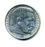 5 Reichsmark 1939