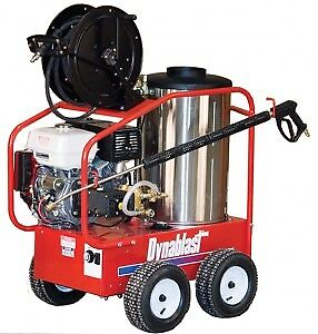 DYNABLAST .. HOT Water Pressure Washers .. BLOW OUT !!!