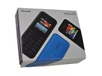 NOKIA 105 Dual sim brand new boxed warrant and