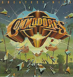 COMMODORES Vinyl LP 1977 - Greatest Hits