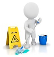 ***DAY & NIGHT CLEANING POSITIONS AVAILABLE***