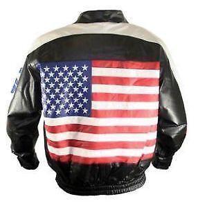 Usa jacket ebay usa flag jacket gumiabroncs Choice Image