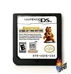 Looking for Garfield Tail Of Two Kitties DS Game
