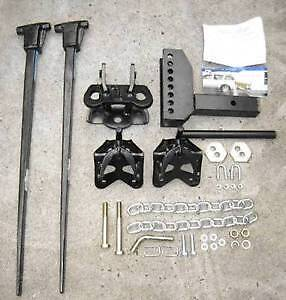 Hayman reese weight distribution hitch kit, Near new Waterford Logan Area Preview