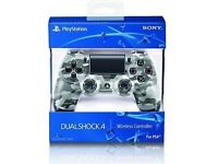 SONY PS4 DUALSHOCK WIRELESS CONTROLLER BRAND NEW SEAL BOX ONE YEAR SONY WARRANTY & SHOP RECEIPT