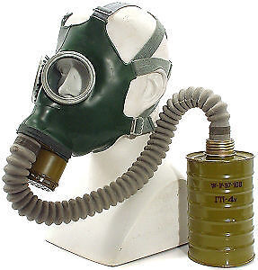 masque à gaz soviétique GP-4