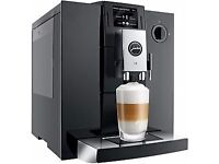 JURA Espresso Latte Coffee Maker Bean