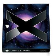 Mac Software Leopard