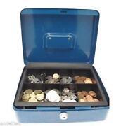 Lockable Cash Box