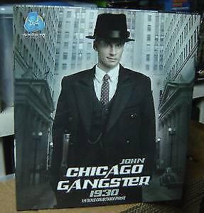 1/6 DiD Chicago Gangster 1930 ,Public Enemies figure