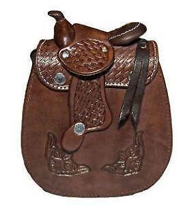 Horse Saddle Purses