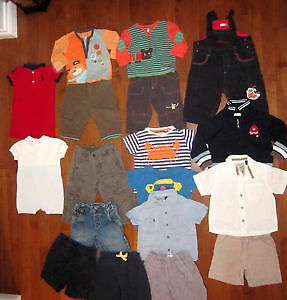 Baby Boy 9 Month Boutique Lot