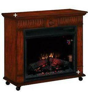 Vintage Electric Fireplace  Amish Electric Fireplaces