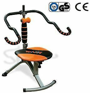 Ab roller chair