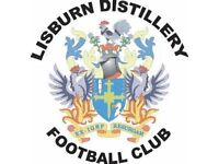 Lisburn Distillery Football Club - coaches wanted