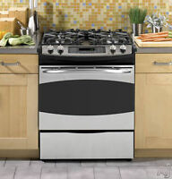 """New 30"""" Electric and Gas RANGES Final Clearance Sale"""