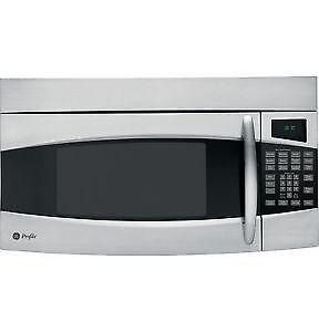 how to set clock on ge microwave