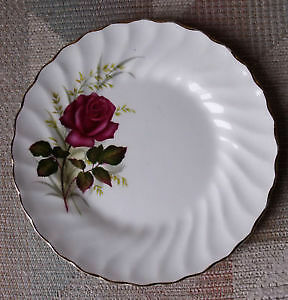 Anniversary Rose China Set