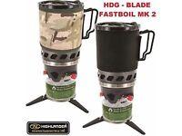 Highlander Blade Fastboil 2 1.1 L & Stove set