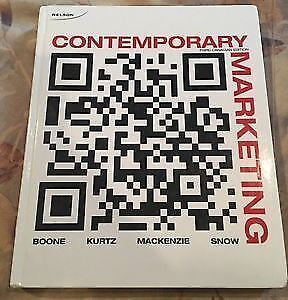 Contemporary Marketing 3rd Canadian Edition