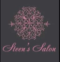 Steen's Salon is looking for a Hair Stylist!