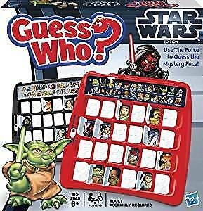 Amateurs Star Wars...Guess Who Star Wars, livre et casse-tête