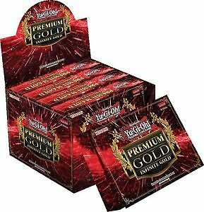 YuGiOh Premium Gold: Infinite Gold, All Cards Available and sale
