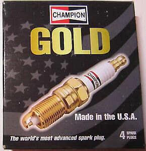 New Big Block Chev 396 427>1970 Spark plugs set of 8 Champion Gold N7YX-BP7ES