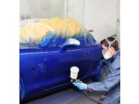 Vehicle Bodyworker/Car Painter and Panel Beater WANTED