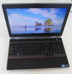 """Dell E6520 Quad Core i7 15.6"""" 8gb CAM/HDMI"""