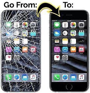 Iphone Screen Repair{6 65$] [6+70$]{6S 75}FREE GLASS PROTECTOR