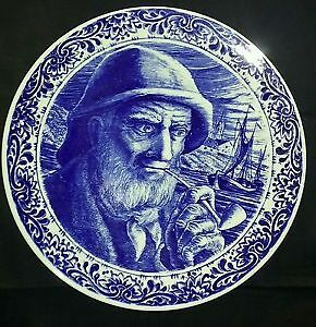 Authentic Delft Plates (1 for $30, both for $50)