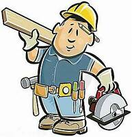Skilled Handyman for Hire with 25+ yrs experience
