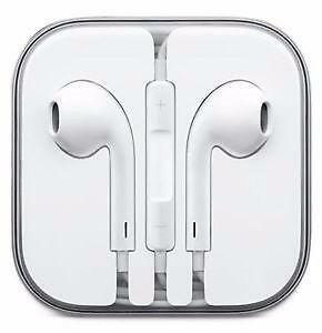 Original Authentic Genuine OEM Apple EarPods Remote Mic 3.5mm In-Ear Hansfree Headphones Earphones