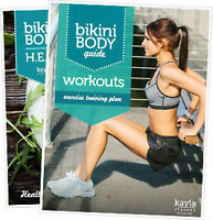 Kayla Itsines Bikini Body Guides for Sale!