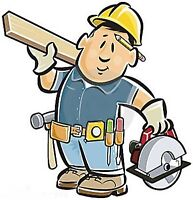 Looking for a handy man with experience