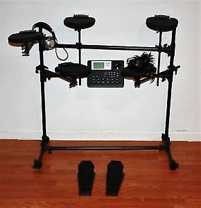 Ion Sound Session Drums Compact Electronic Drum Set