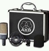 AKG Mikrofon C
