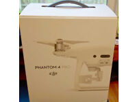 BRAND NEW - DJI Phantom 4 PRO BOXED